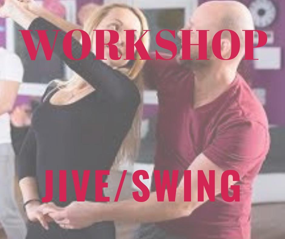 workshop swing jive