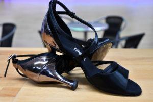 dames dansschoenen